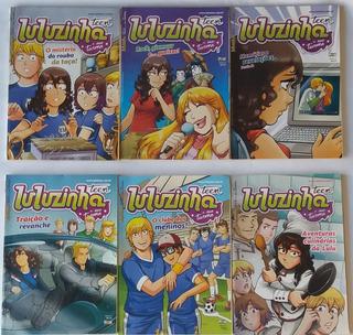 Mangá Luluzinha Teen E Sua Turma 06 Mangas Hq´s