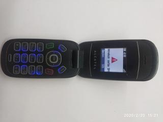 Celular Alcatel M 2240( Não Lê O Chip) 10 Reais