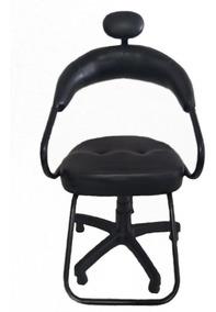 Cadeira De Corte Para Salão Cabeleireiro