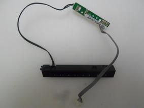 Placa Teclado E Sensor Tv Sti Dl3954 (a)f