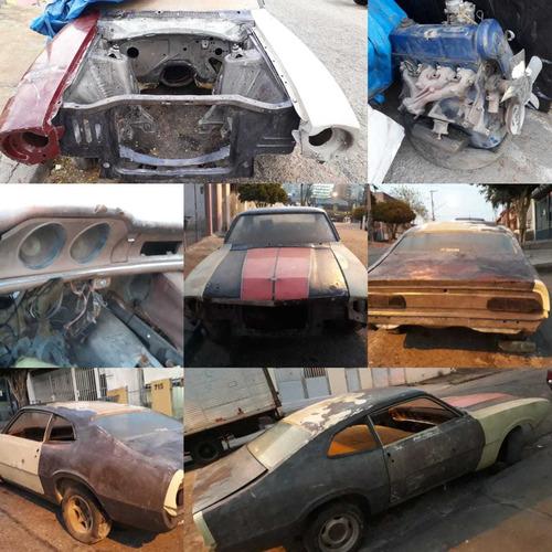 Imagem 1 de 9 de Ford  Maverick Ldo