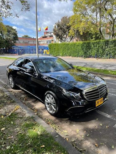 Mercedes Benz Clase E Exclusive
