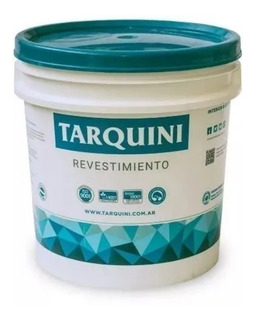 Tarquini A Rodillo Revestimiento Cuarzo Plast Para Exterior