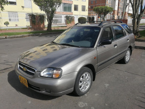 Chevrolet Esteem Mt1600cc Gris Niebla Aa Dh Aut