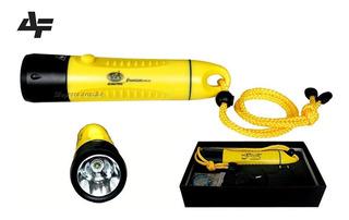 Lanterna Albatroz Fishing Para Mergulho Sdq-33 - Com Nfe