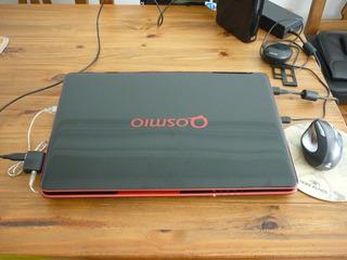 Laptop Toshiba Qosmio X505-q870