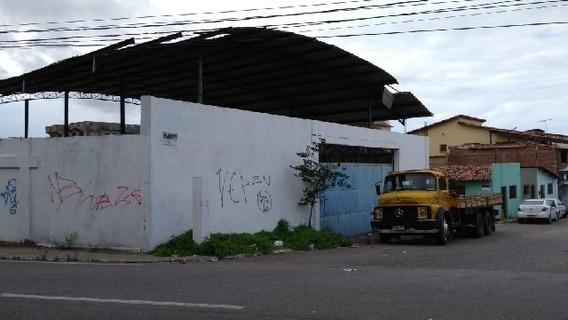 Galpão À Venda, 400 M² Por R$ 1.500.000,00 - Alecrim - Natal/rn - Ga0021
