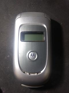 Celular Motorola V191 8/18 Claro