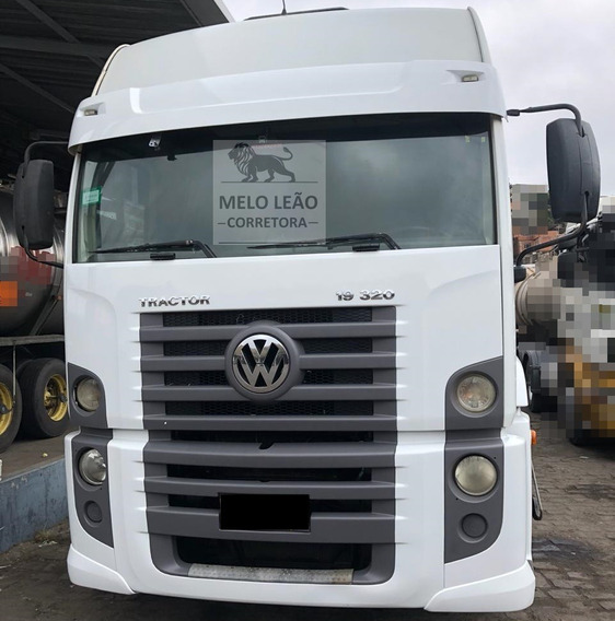 Vw 19-320 Constellation - 09/09 - Cavalo Truck, Cabine Leito
