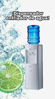 Dispensador Enfriador De Agua Con Nevera 110 Voltios
