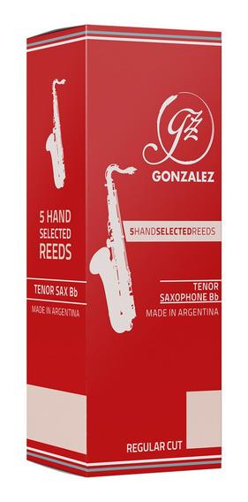 Cañas Gonzalez Rc Para Saxo Tenor