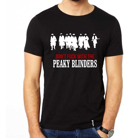 Remera Peaky Blinders Calidad Premium 100% Algodón 7