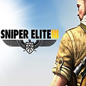 Sniper Elite 3 Iii Afrika Em Português # # Ps3 Sem Stress!