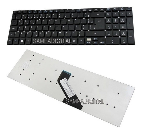 Teclado Notebook Acer V3-571-6407 V3-571-6654 V3-571-9_br653