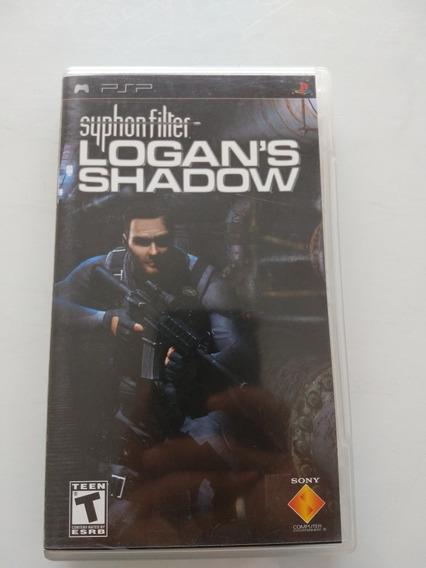 Syphon Filter Logan