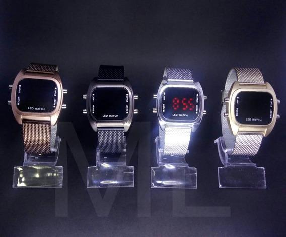 Relógios Digital Feminino Elegante Barato