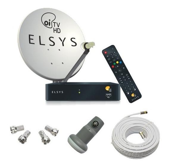 Receptor Digital Oi Tv Livre Hd