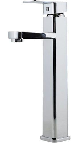 Imagem 1 de 6 de Torneira Misturador Monocomando Para Banheiro Madeira Alta