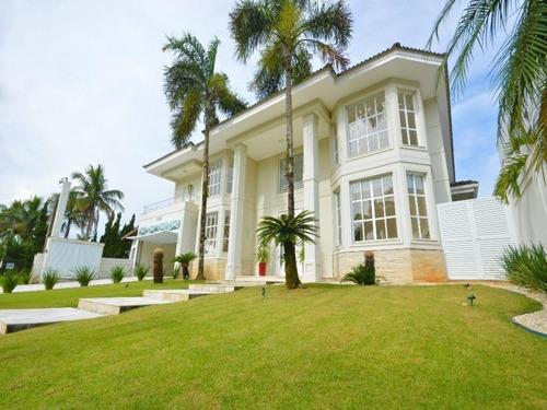 Guarujá - Jardim Acapulco - Casa Alto Padrão - 06 Suítes - 06 Vagas De Garagem - Ca0268 - 34710637