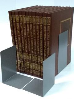 Sujetalibros Soportes Porta Libros Bookend (6 Piezas)