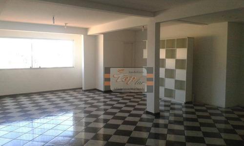 Sala Para Alugar, 90 M² Por R$ 1.600,00/mês - Pirituba - São Paulo/sp - Sa0024