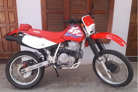 Honda Xr 650 Modelo