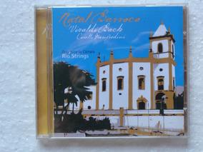 Cd Natal Barroco Orquestra De Câmara Rio Strings