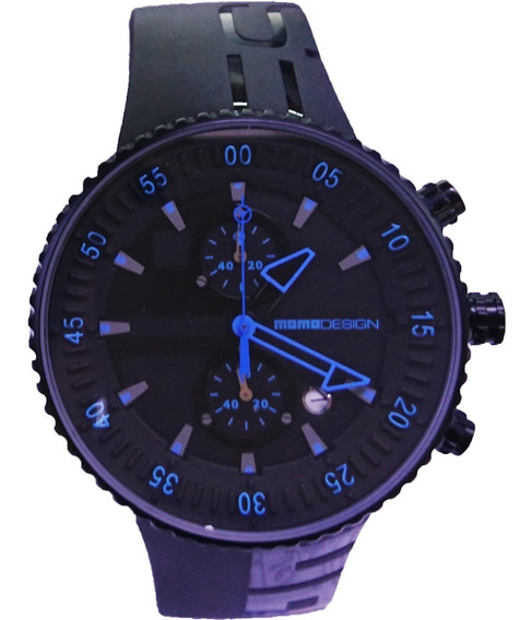 Relógio Momo Design - Md2198bk-51