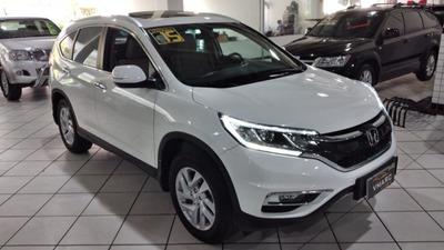 Honda Crv 2.0 Exl 4x4 16v 2015