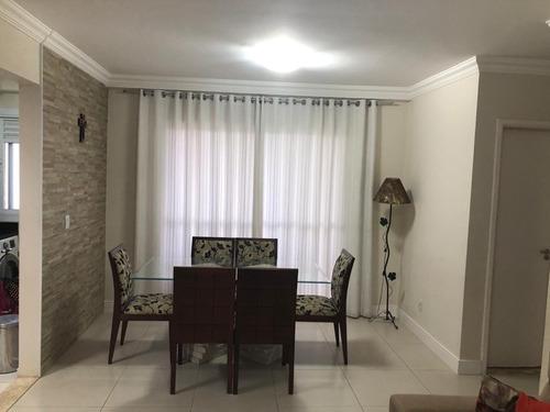 Imagem 1 de 21 de Excelente Apartamento, Venda, Scalla Convivium Club, Engordadouro, Jundiaí - Ap02274 - 69513115