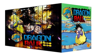 Dragon Ball [coleccion Completa 2019] [53 Dvds]