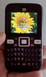 Celular Simples Com Camera Zte R239 - Preto - Desbloqueado