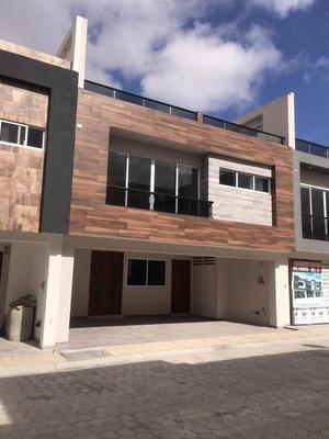 Se Vende Casa En Residencial Victoria, San Andres Cholula.