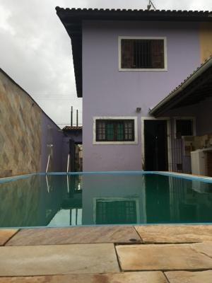 Imagem 1 de 14 de Casa À 300 Metros Do Mar Com Piscina Em Itanhaém/sp 3681-pc