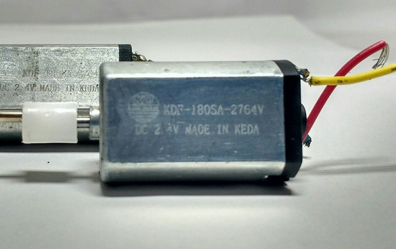 Micro Motor 2.4v Modelo Kdf 180sa-2764