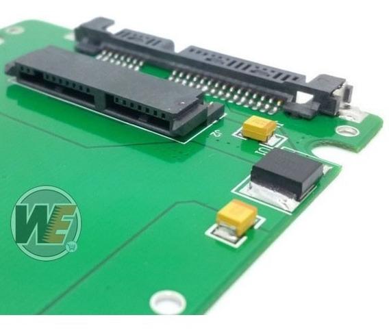 Case Adaptador Micro Sata 1.8 Para Sata 2.5 - Pronta Entrega