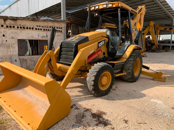 Retroexcavadora Cat 420d 4x4 5000 Hrs