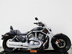 Harley Davidson V Rod Custom Vrsca Preta 2004