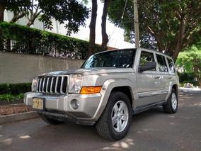 Jeep Commander Limited Blindada Nivel 3 Plus
