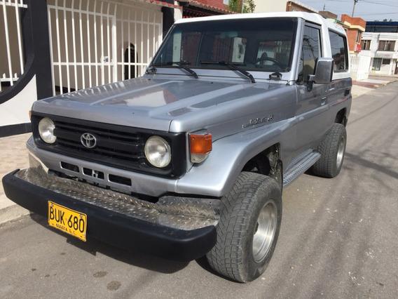 Toyota Land Cruiser 4.5 1995