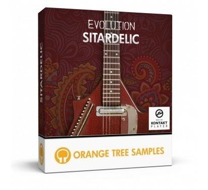 Orange Tree Samples Evolution Sitardelic Para Kontakt