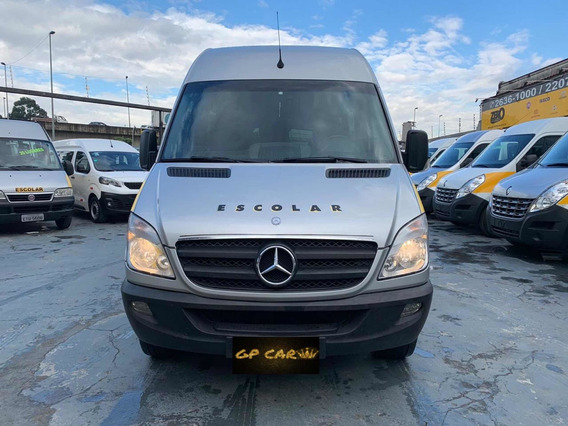 Mercedes-benz Sprinter Van 415 Cdi Teto Alto