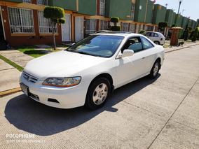 Impecable Honda Accord Ex-r Coupe V6 Piel Abs Qc At