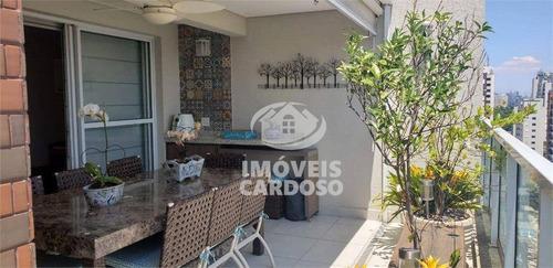Imagem 1 de 6 de Apartamento Com 3 Dormitórios À Venda, 180 M² Por R$ 2.395.000 - Vila Leopoldina - São Paulo/sp - Ap17545