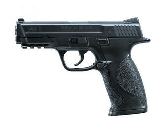 Pistola Co2 Gas Comprimido Umarex M&p 40 Cal. 4,5mm