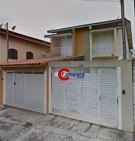 Sobrado Com 3 Dormitórios À Venda, 125 M² - Vila Fátima - Guarulhos/sp - So1932