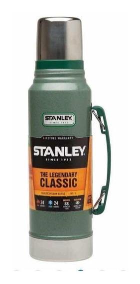 Termo Stanley Classic 1 Litro Color Verde
