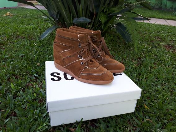Promo Schutz Sneaker, Tênis Inverno, Feminino, Confortável,