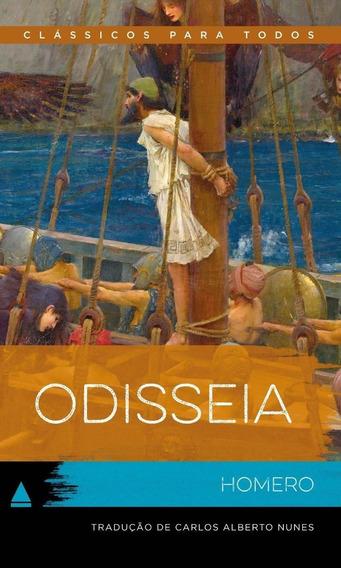Odisseia - Col. Clássicos Para Todos