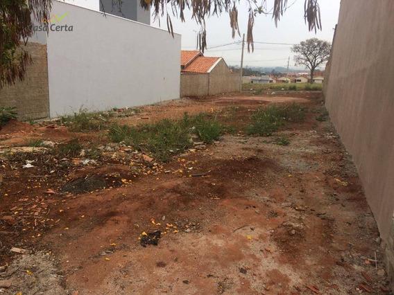 Terreno À Venda, 200 M² Por R$ 100.000 - Jardim Santa Cruz - Mogi Guaçu/sp - Te0240